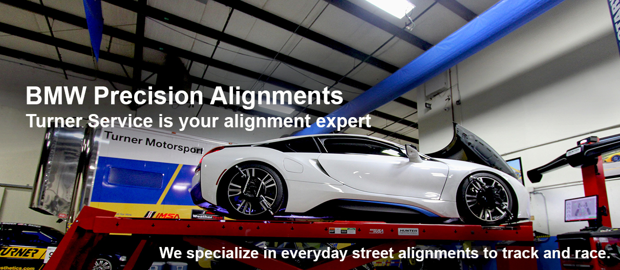 BMW Alignments