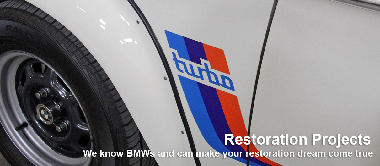 BMW Restoration & Rebuilds
