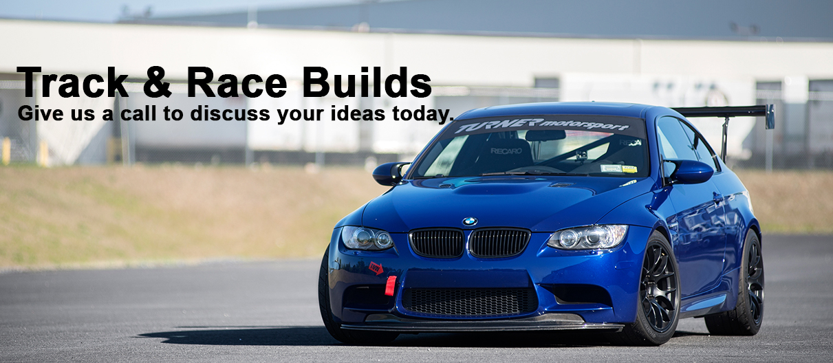 BMW Track Cars and Race Builds