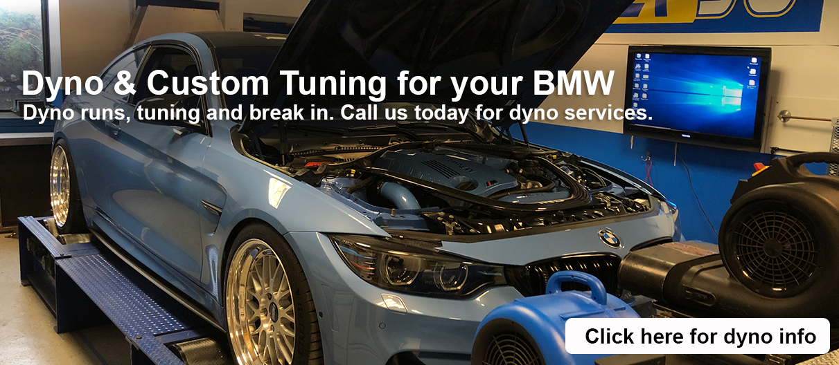 BMW Tuning and Dyno