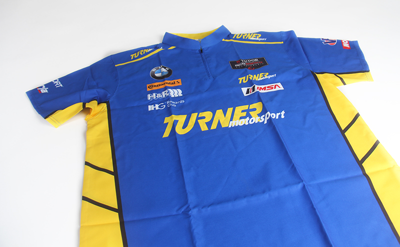 Turner Motorsport Race Team Crew Shirt