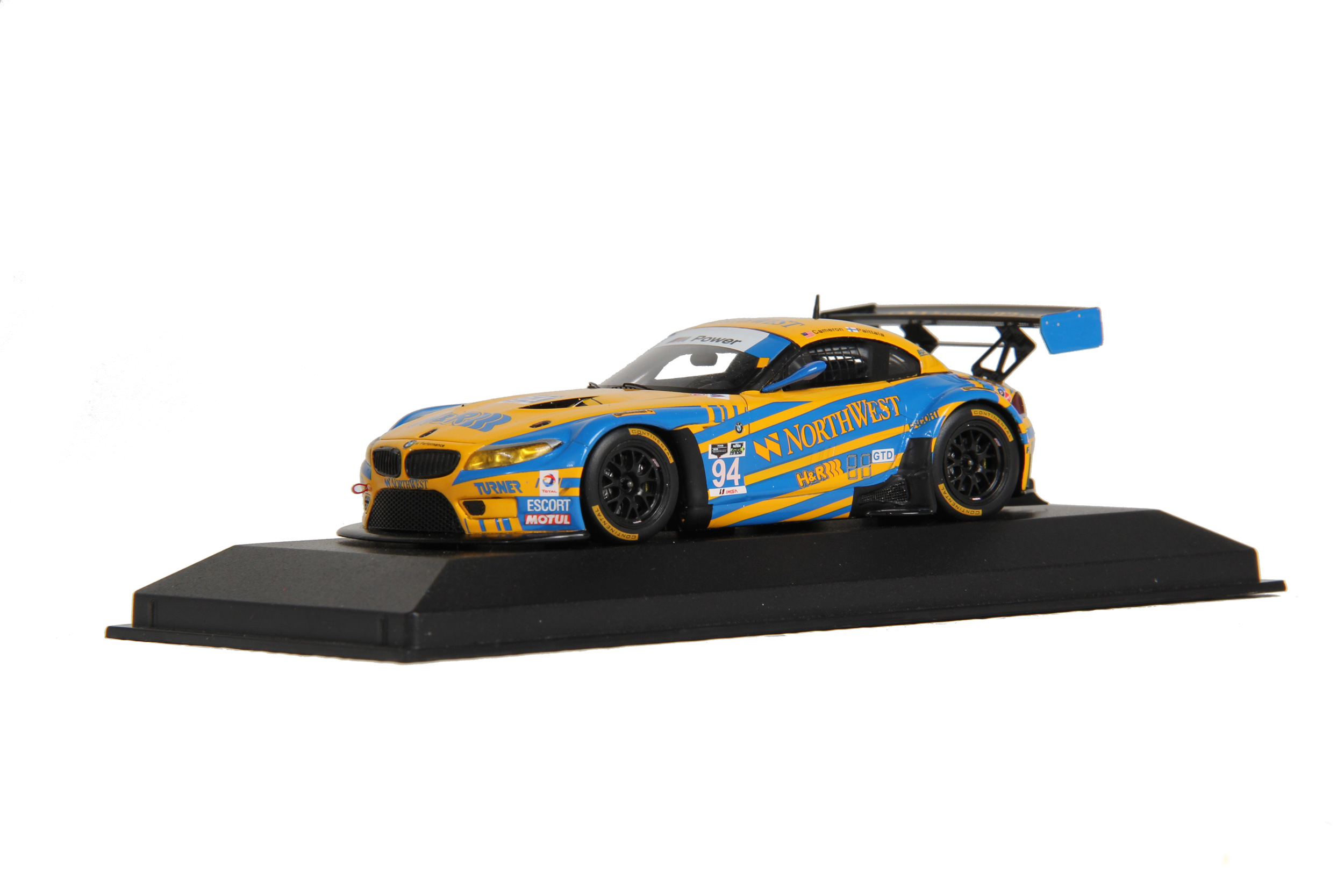 Turner No. 94 Z4 GTD Minichamp