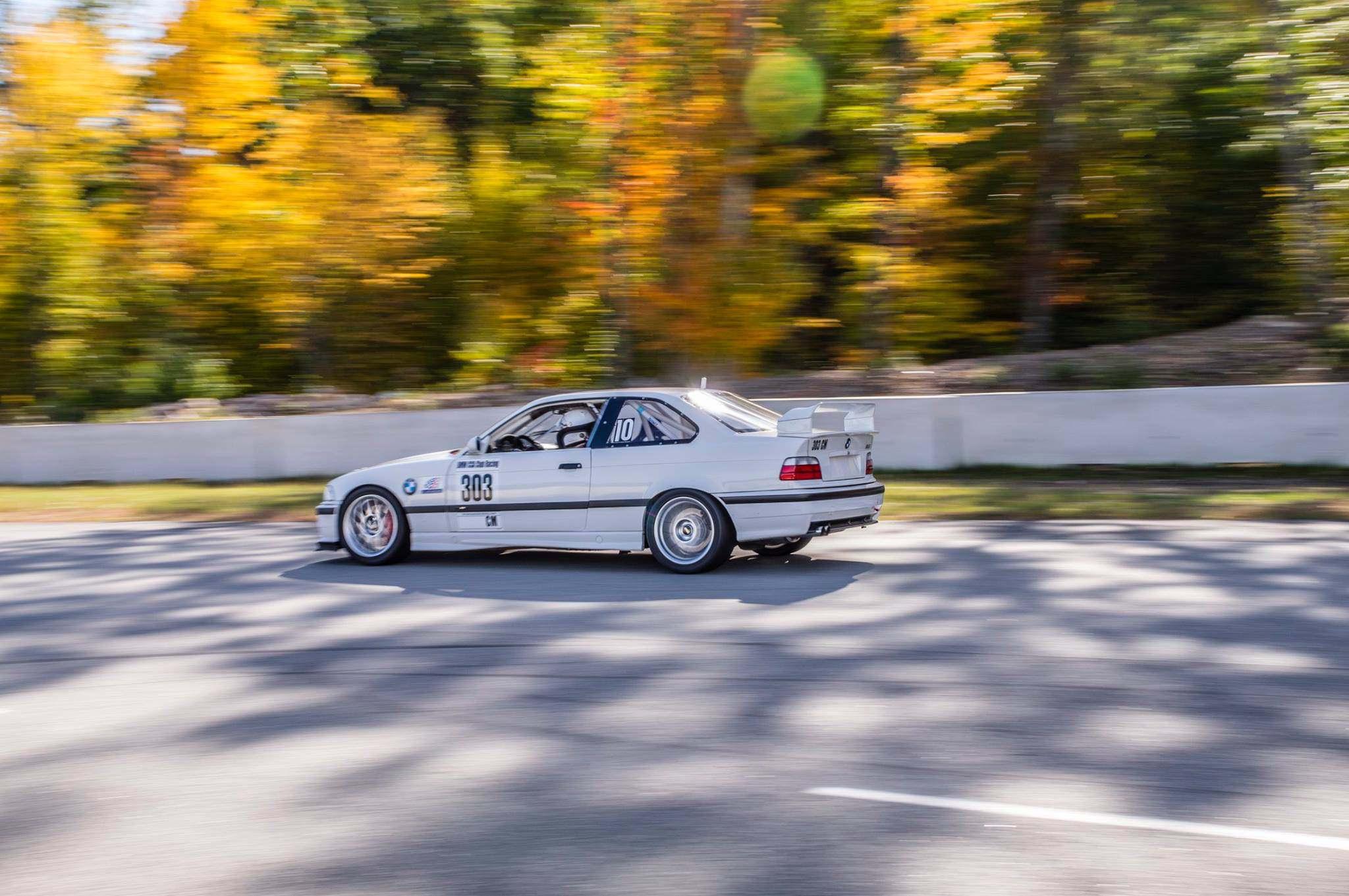 1995 M3 Club Race/Track Car