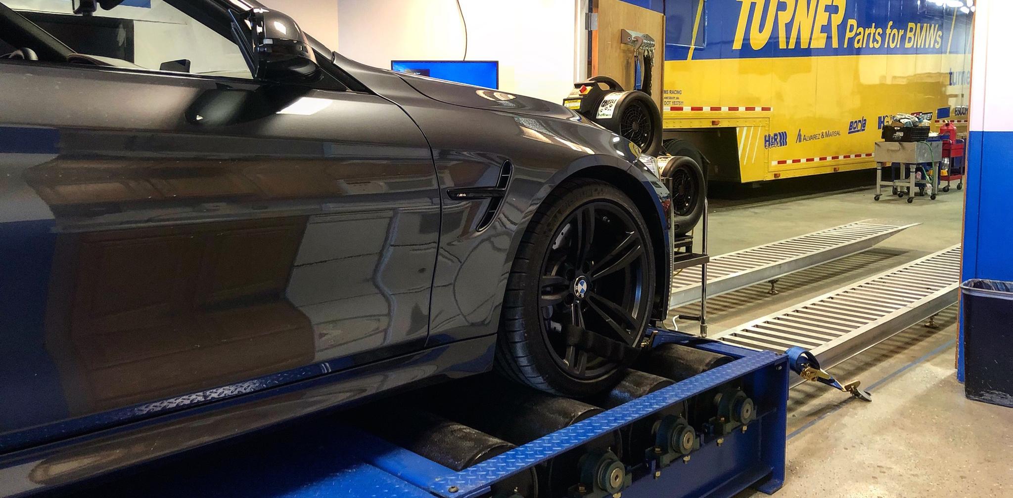 BMW ECU Tuning and Dyno